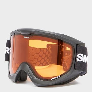 Sinner Lake Ridge Ski Goggles