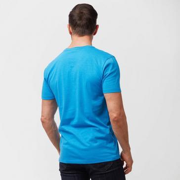 Blue Hi Tec Men's Alps T-Shirt
