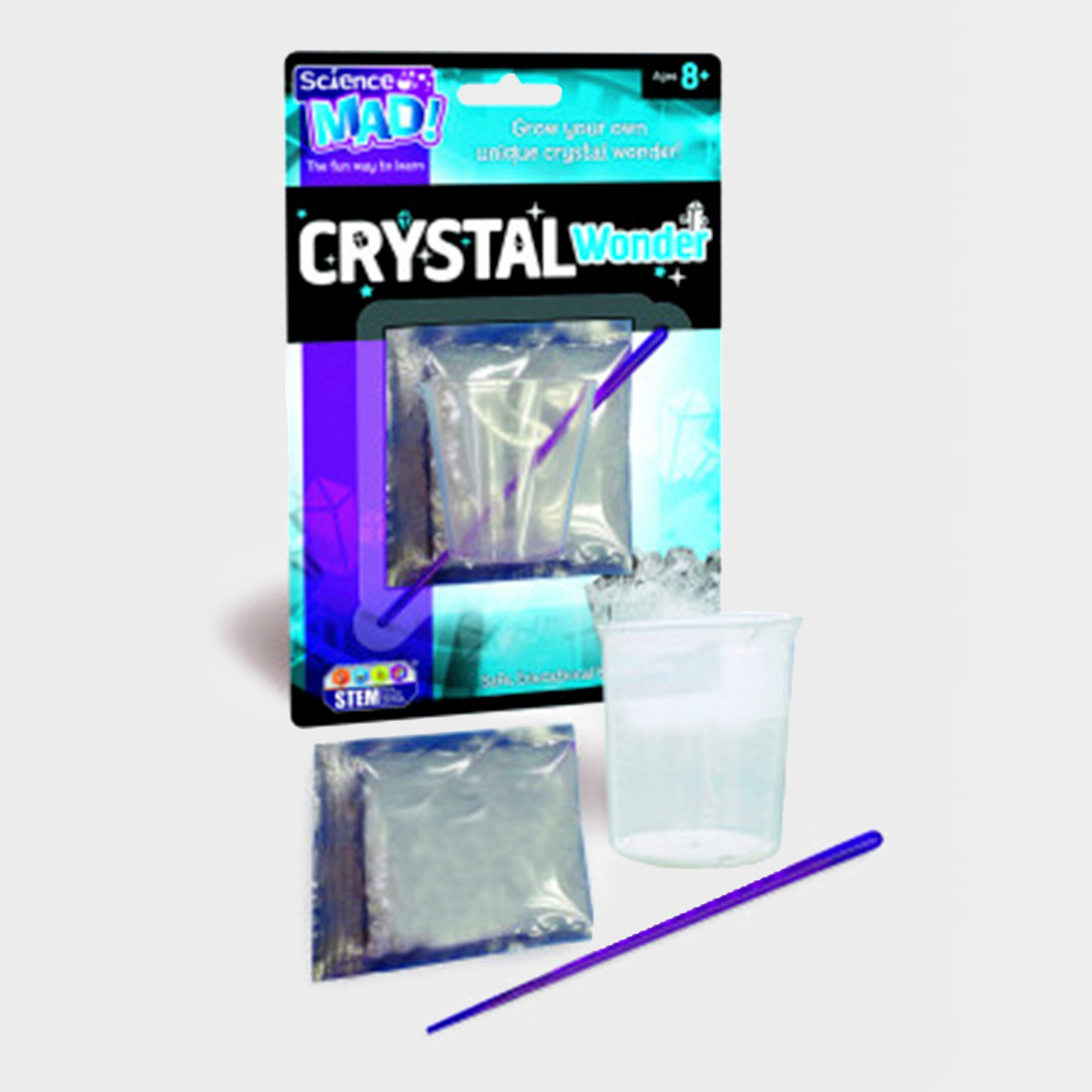 Science Mad Science Mad Crystal Growing Kit - Multi, Multi