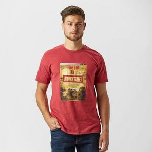 ONE EARTH Men's Adventure T-Shirt