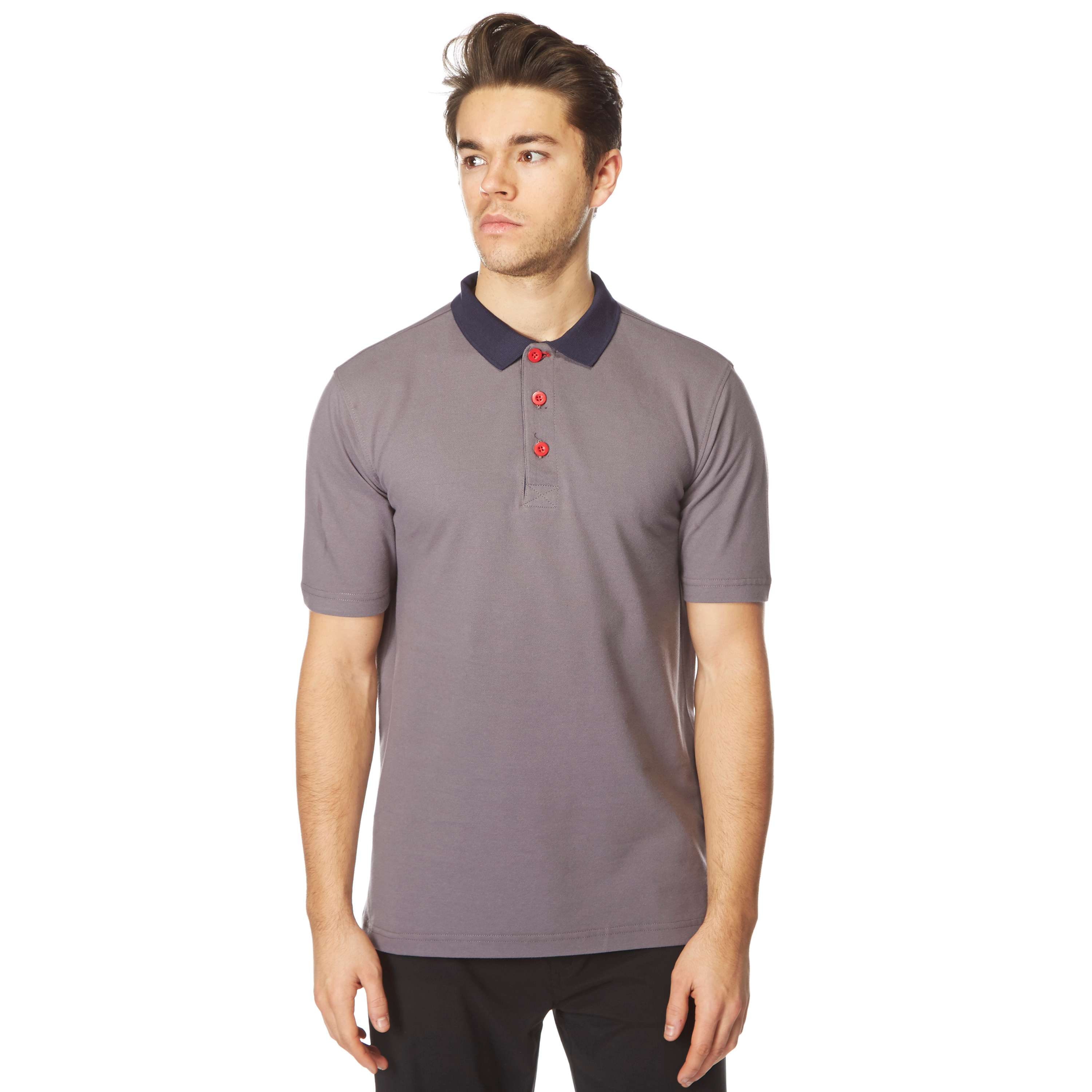 ONE EARTH Men's George Polo Shirt