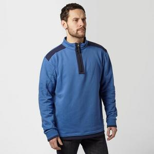 ONE EARTH Men's William Half Zip Pullover