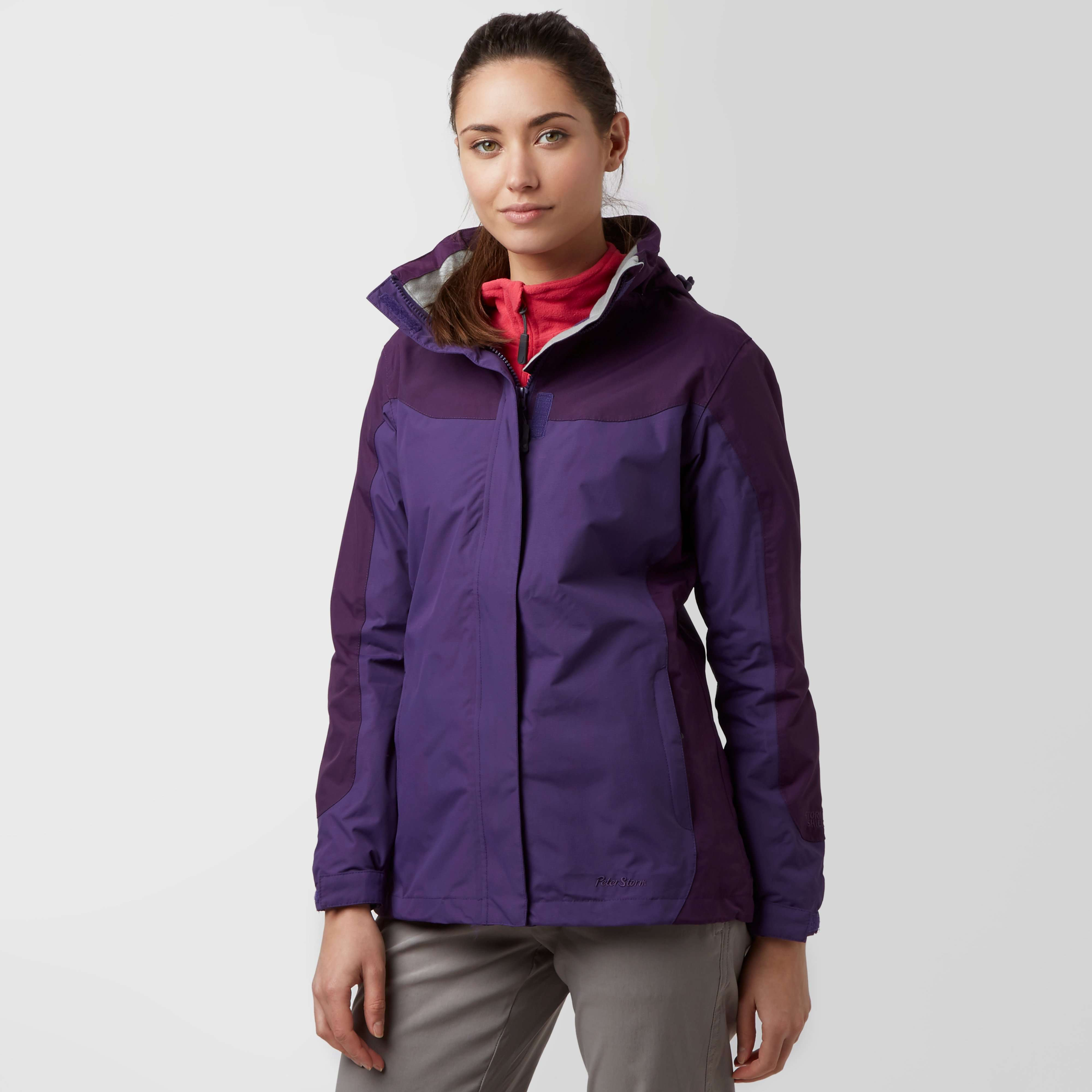 PETER STORM Women's Bowland Waterproof Jacket