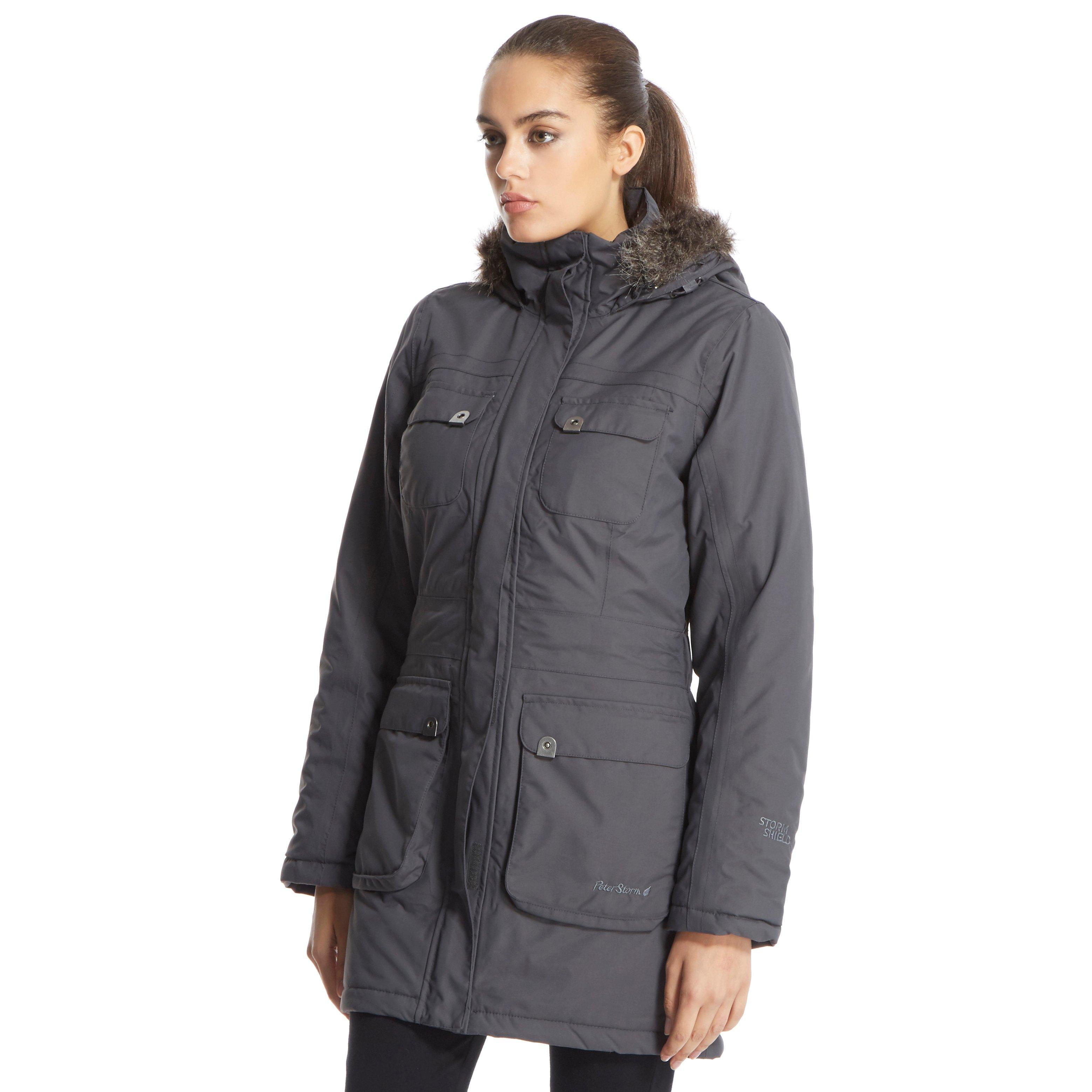 Grey Parka Jacket Womens Jacket To