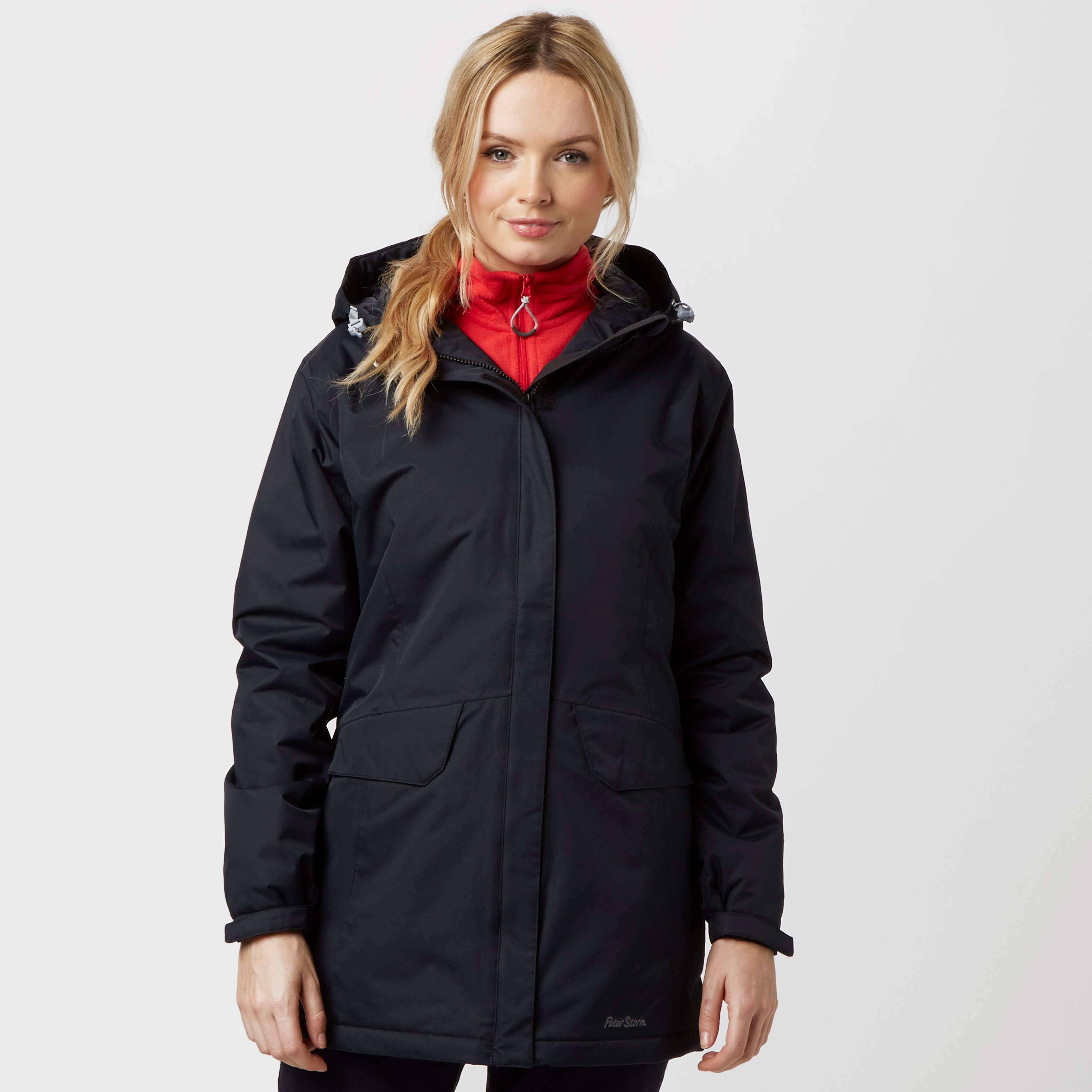 PETER STORM Women's Cyclone Insulated Jacket