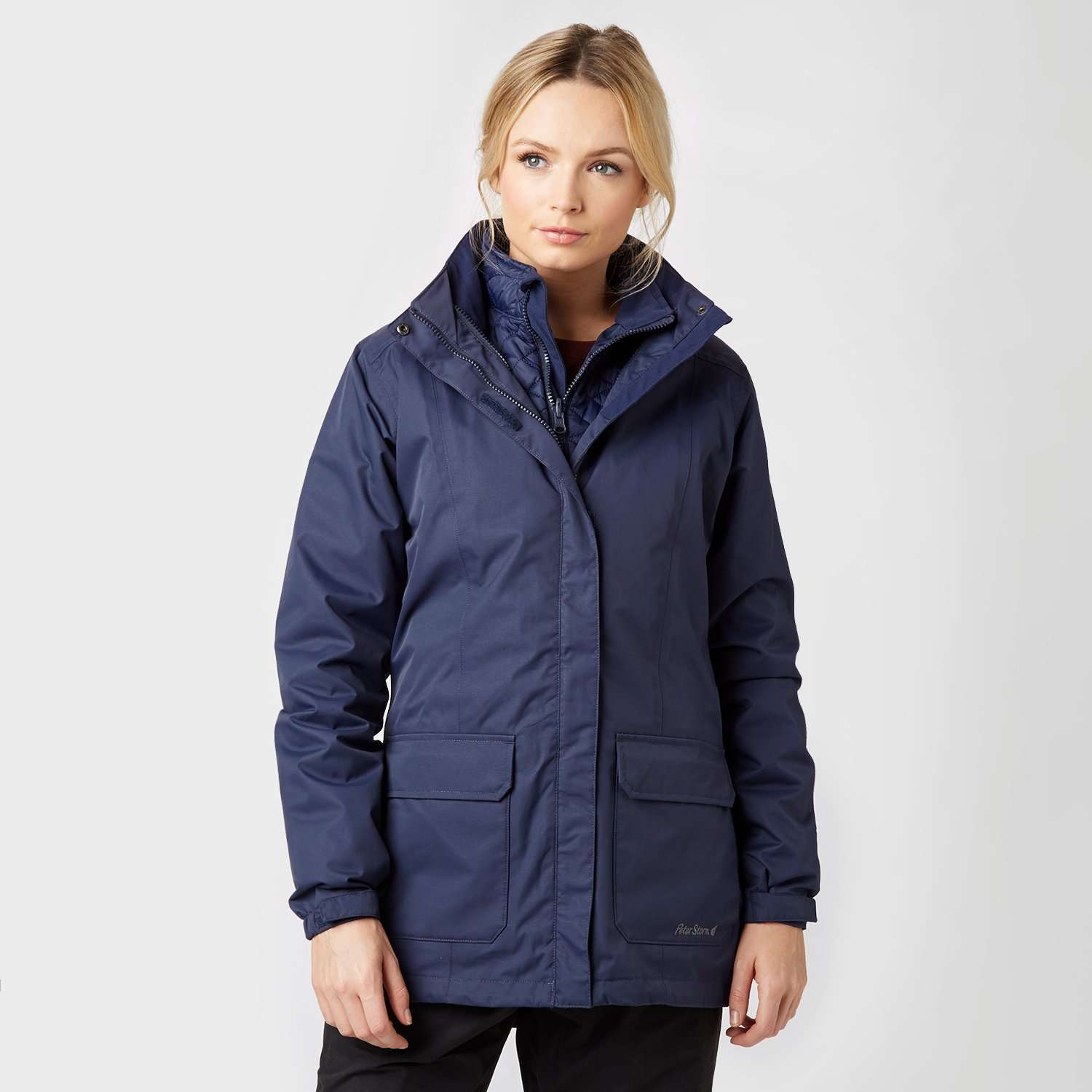 PETER STORM Women's Insulated 3 in 1 Jacket