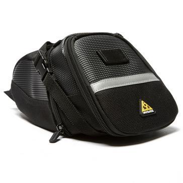 Black Topeak Aero Wedge Pack - Large