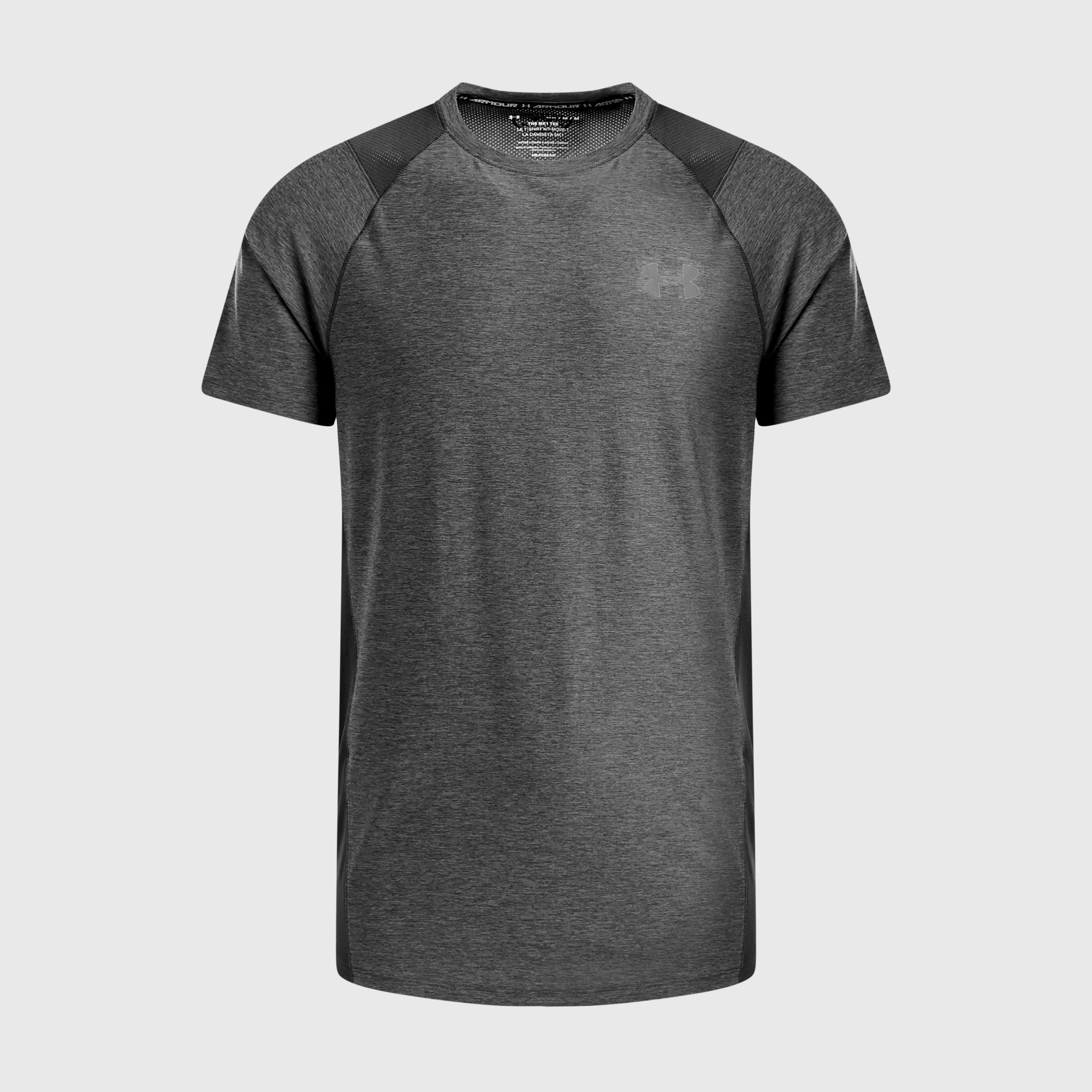 Under Armour Under Armour Mens MK-1 Twist T-Shirt, Black