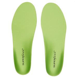 SUPERFEET Green Trim 2 Fit Removable Insoles