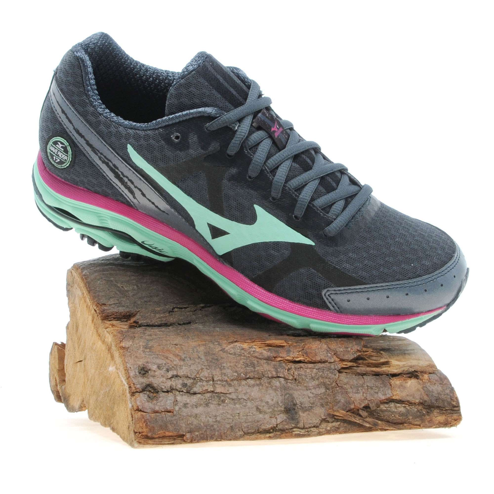 MIZUNO Women's Wave Rider 17 Trail Running Shoe