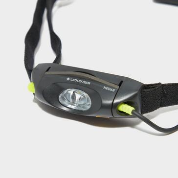 Black Led Lenser NEO6R Ultralight Head Torch