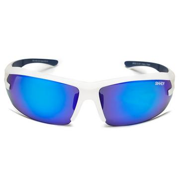 White Sinner Speed Sunglasses
