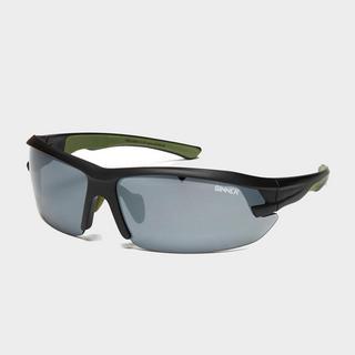 Speed Single Sunglasses (Black/PC/Smoke)