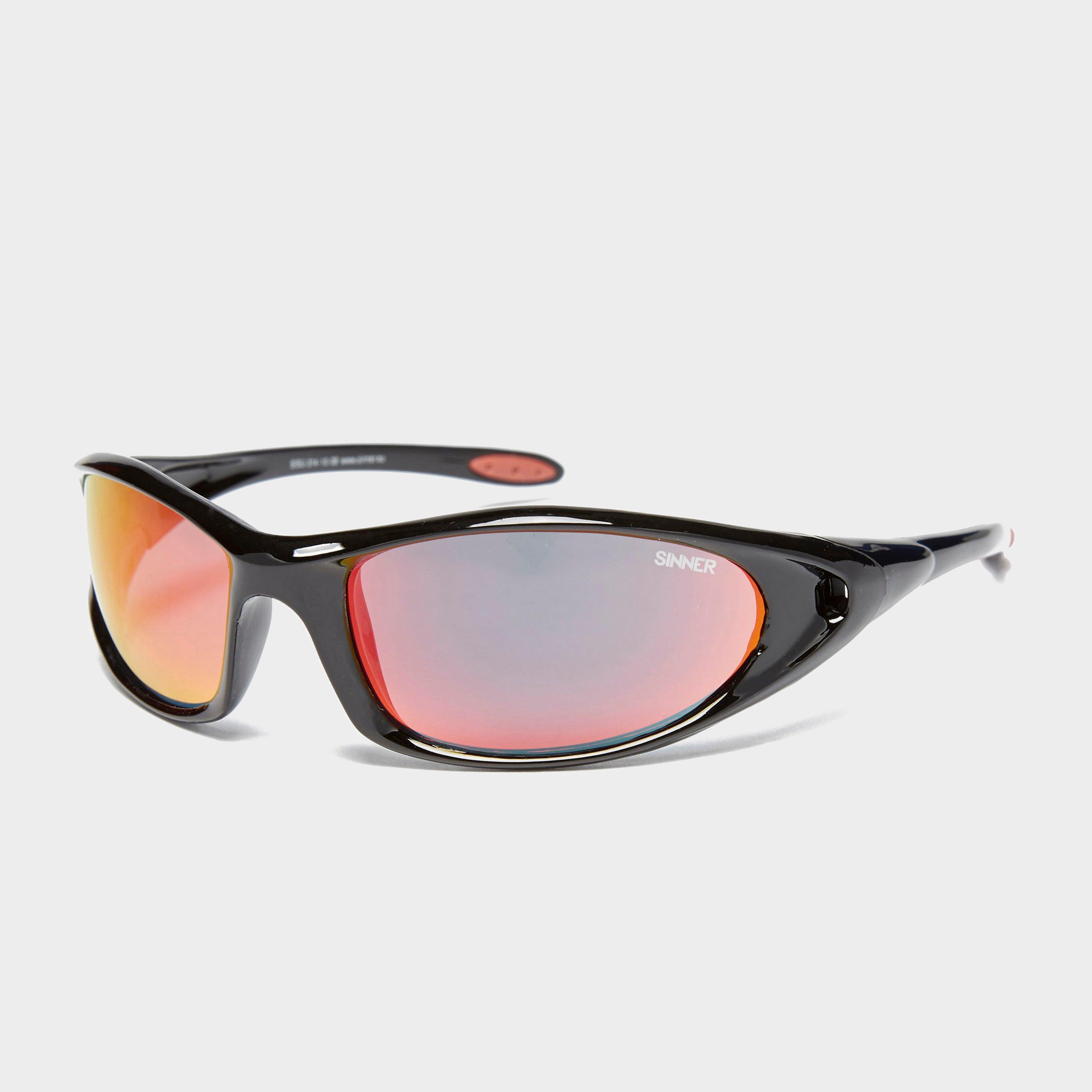 Image of Sinner Killer Sunglasses - Blk/Blk, BLK/BLK