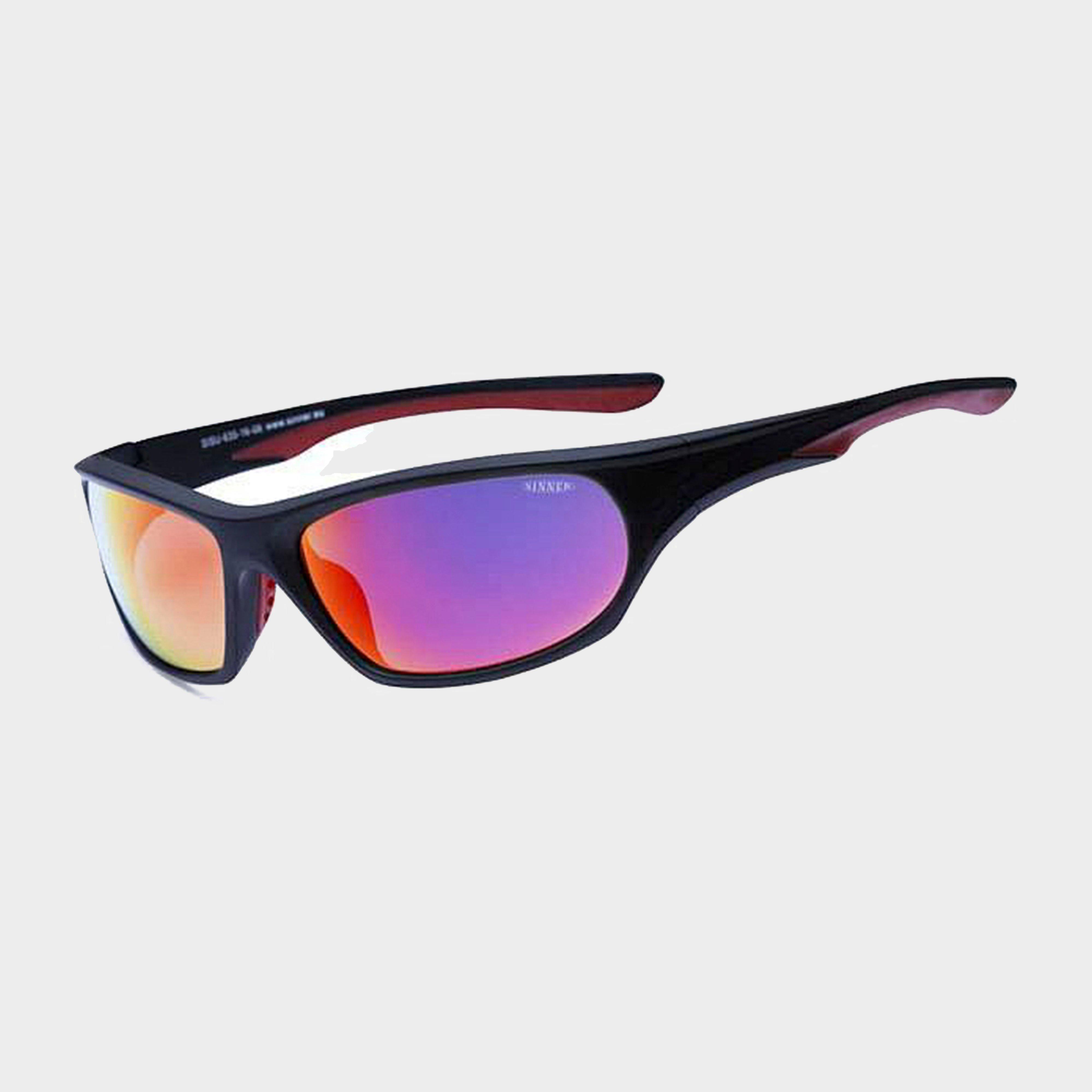 Image of Sinner Fury Sunglasses - Black/Blk, BLACK/BLK