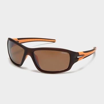 Brown Sinner Frost Sunglasses