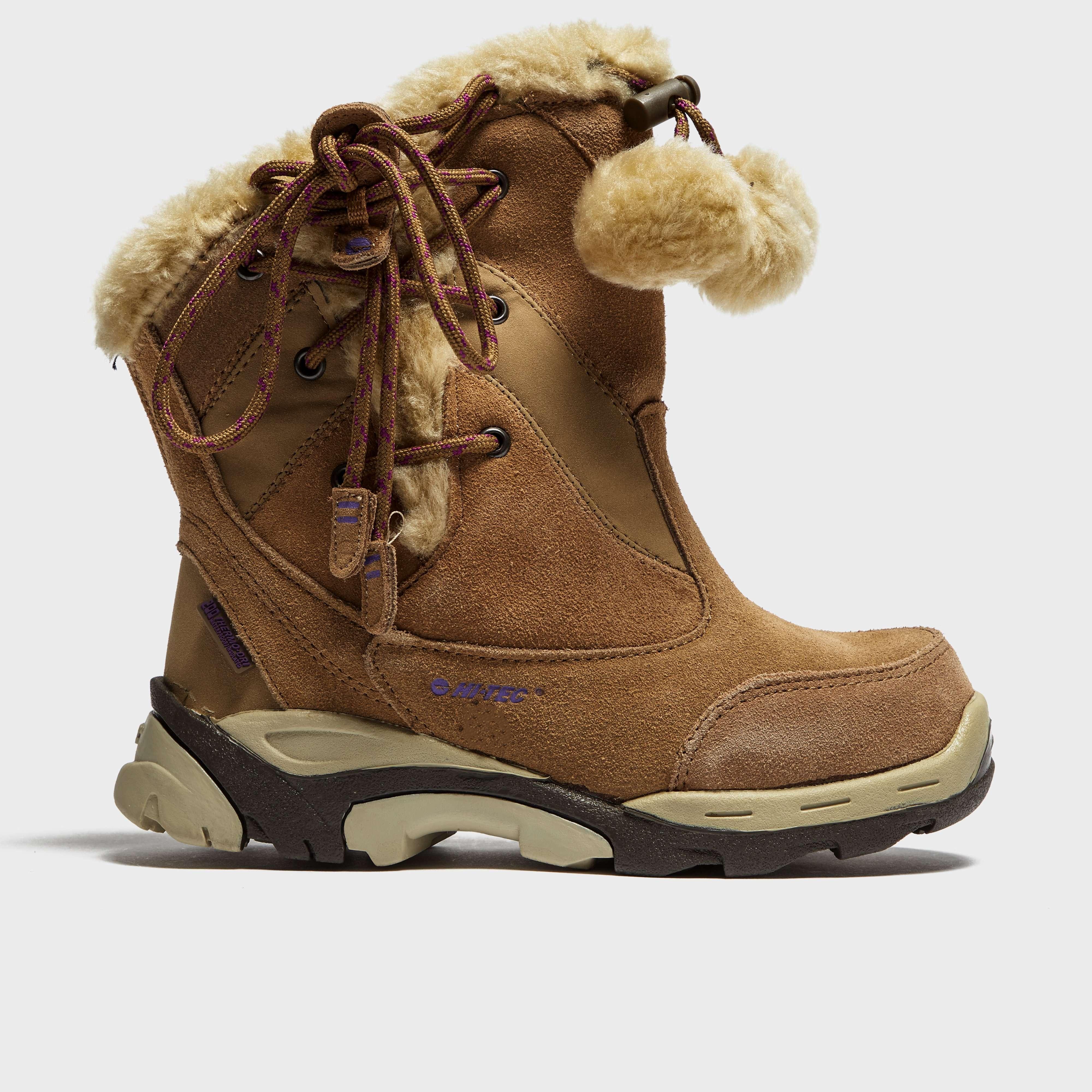 HI TEC Vail Junior Winter Boots