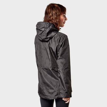 Black Hi Tec Women's Kara Waterproof Jacket