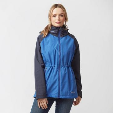 Blue Hi Tec Women's Rhodes Jacket