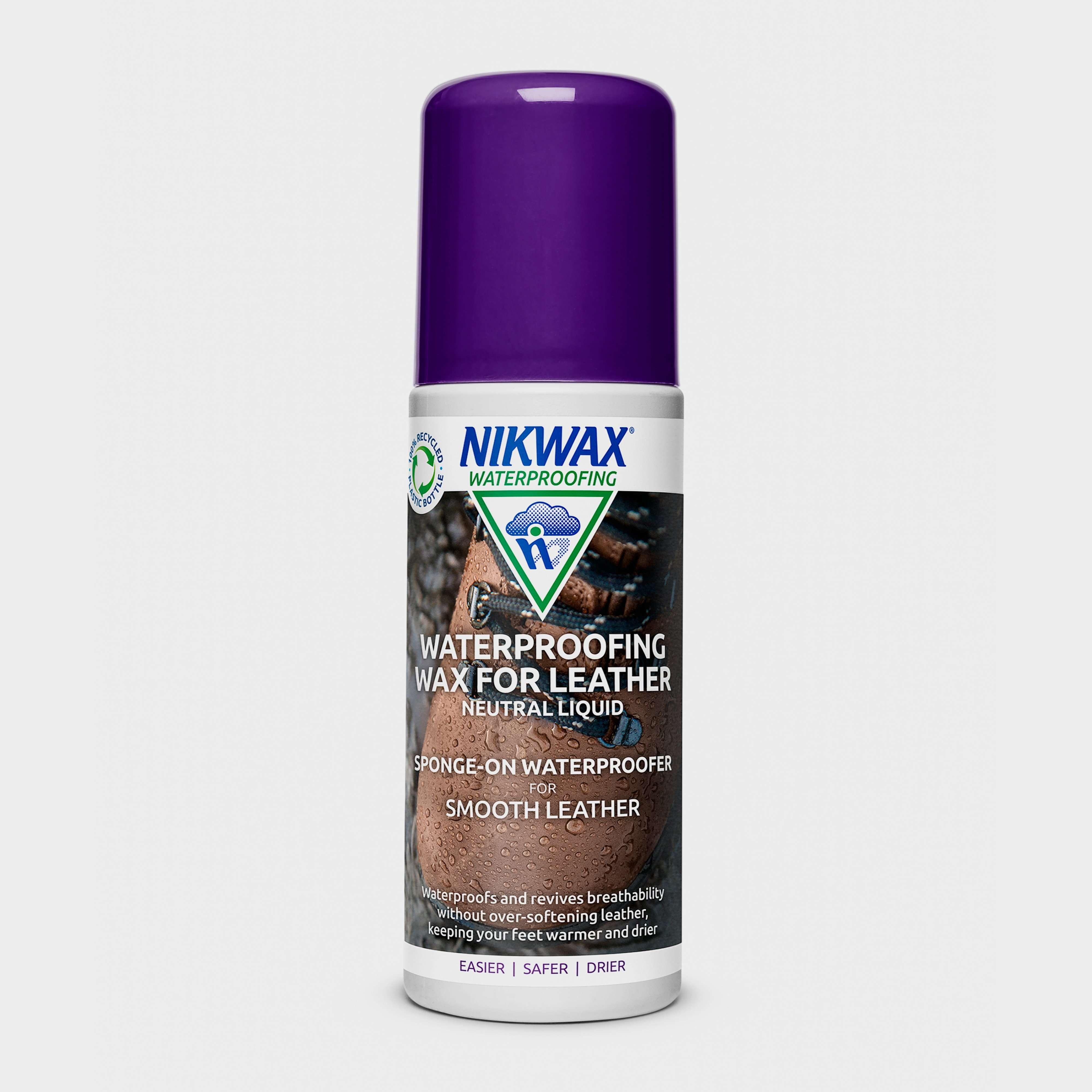 NIKWAX Waterproofing Wax For Leather Liquid 125ml