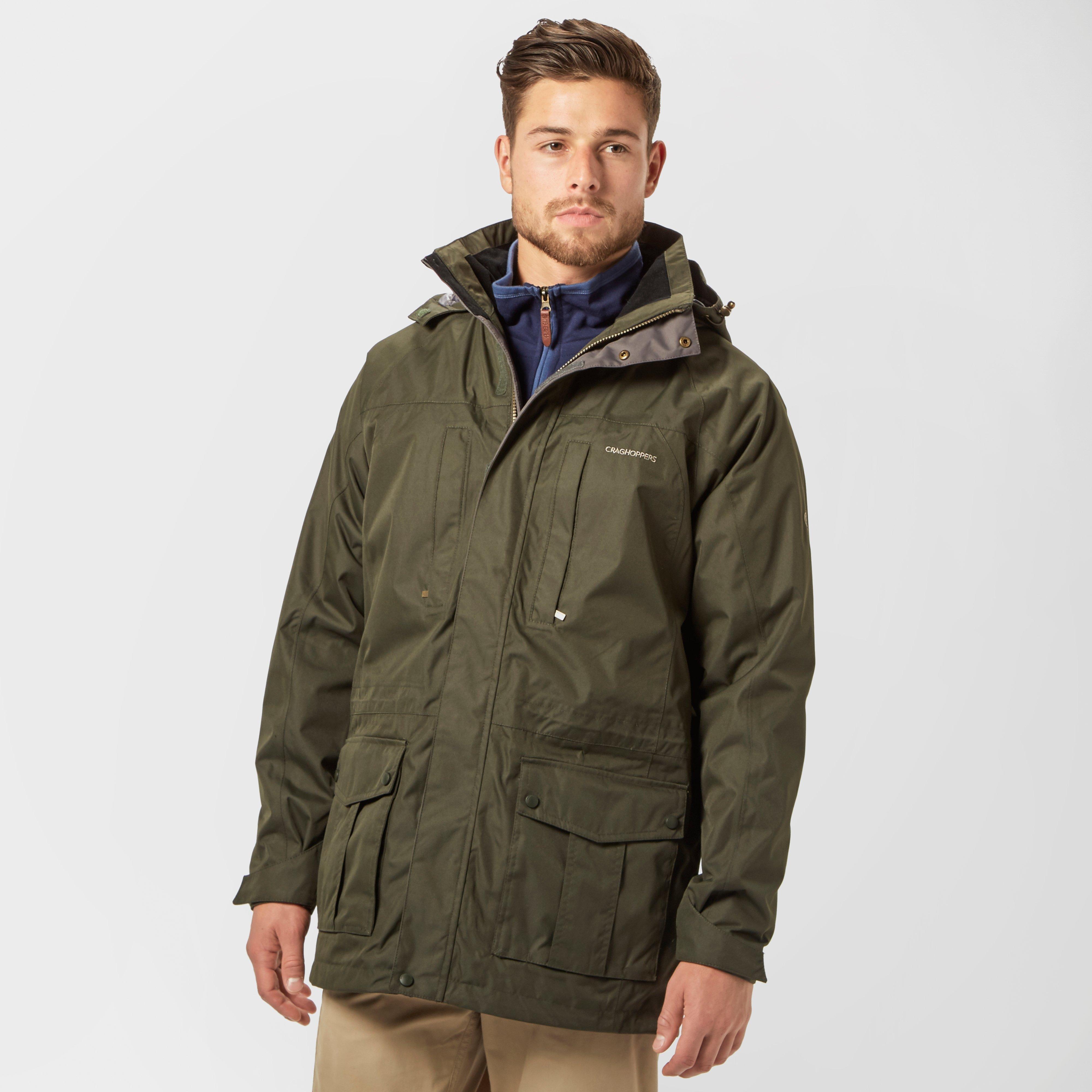 Craghoppers Kiwi Long Jacket – Men's