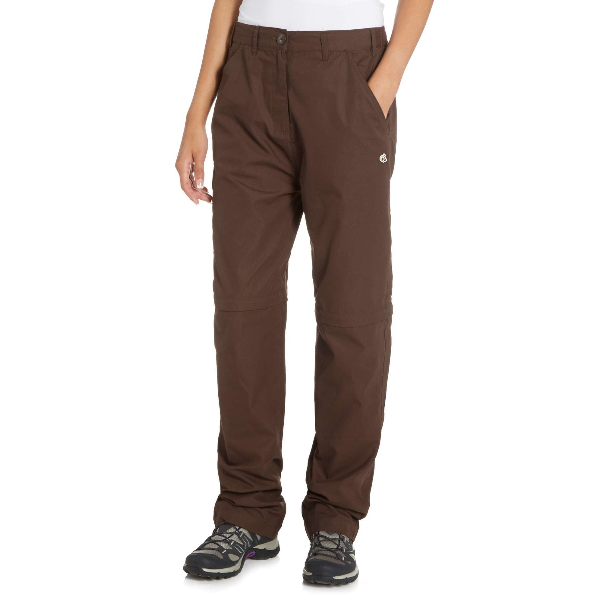 CRAGHOPPERS Women's Basecamp Convertible Trousers