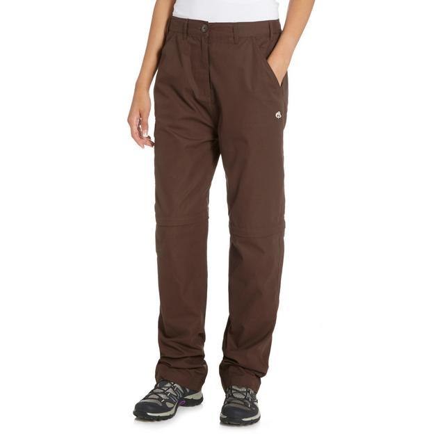 Women's Basecamp Convertible Trousers