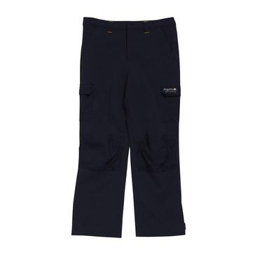 Black Regatta Boy's Softshell Trousers