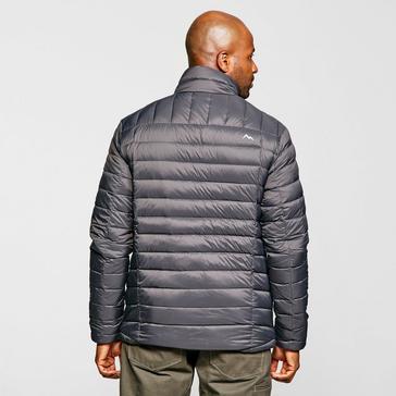 Grey Peter Storm Men's Coastal Down Jacket