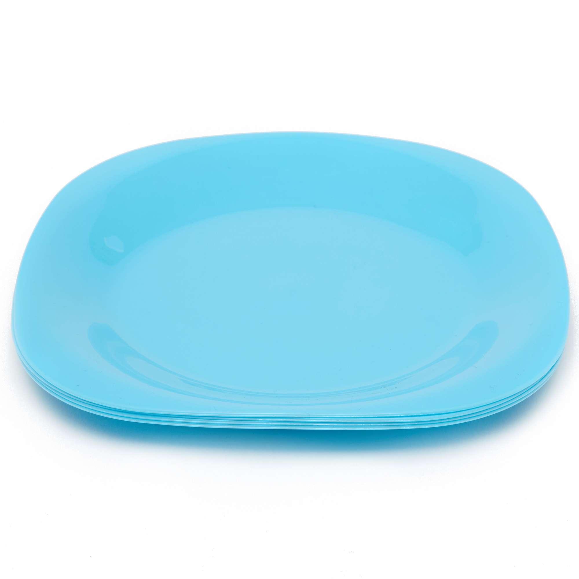 BOYZ TOYS Picnic Plate 4 Pack