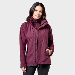 BRASHER Women's Windermere 3 in 1 Waterproof Jacket