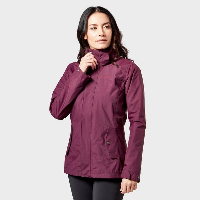 Brasher Women's Windermere 3 in 1 Jacket