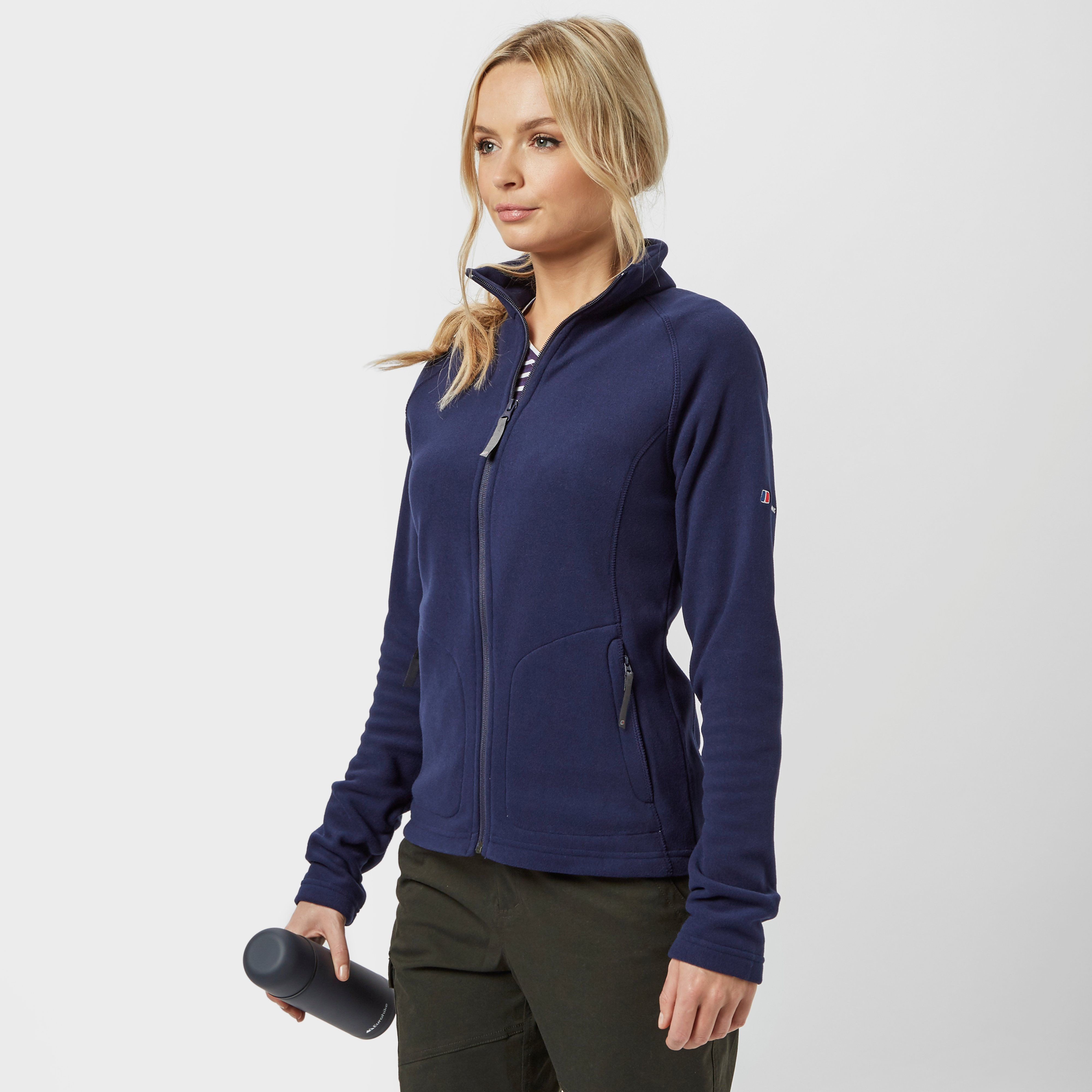 BERGHAUS Women's Arnside Full-Zip Fleece Jacket