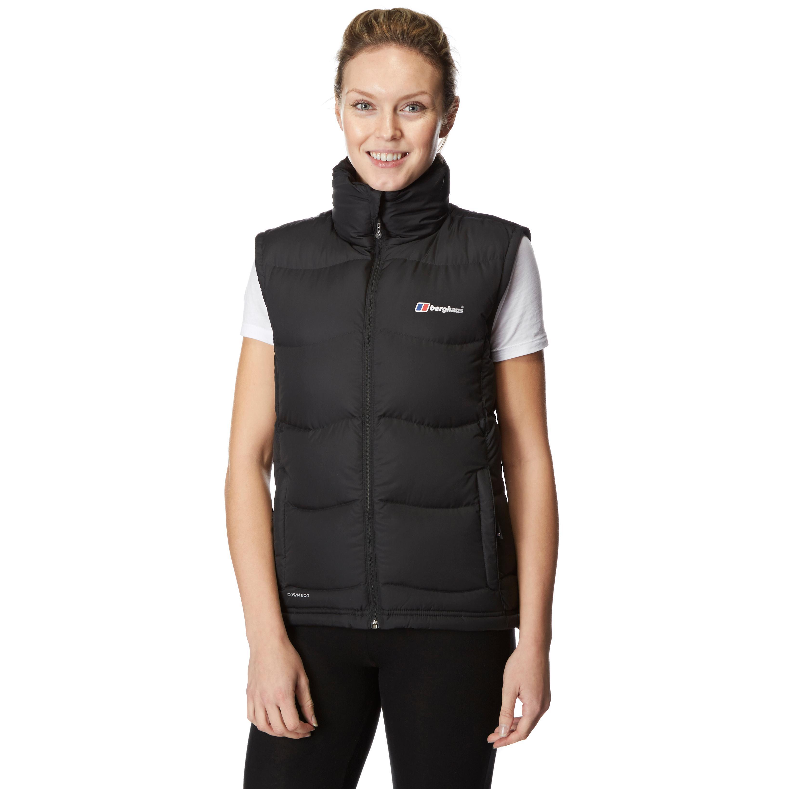 Berghaus womens akka long down jacket