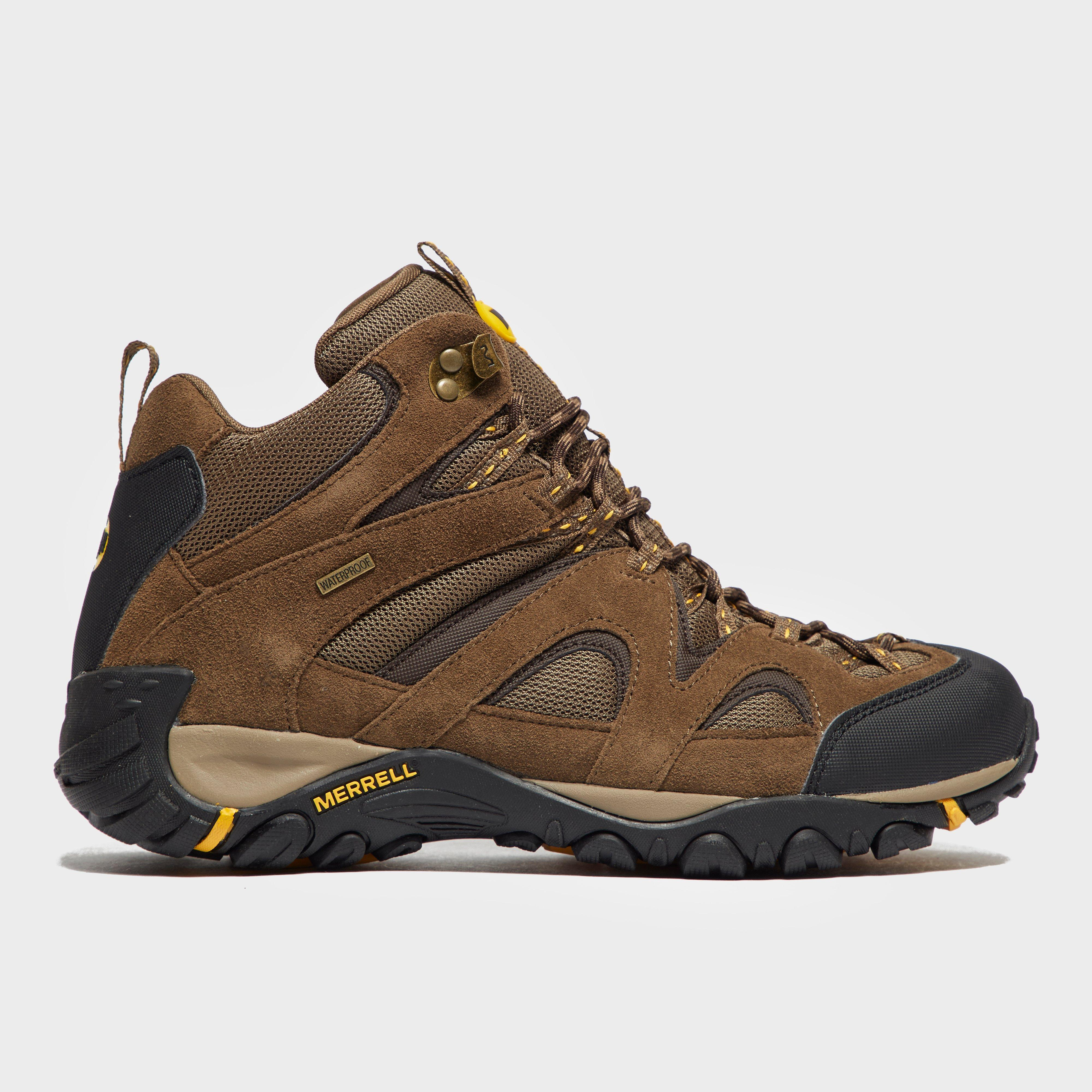 315dc2256b6 Details about New Merrell Men s Energis Mid Walking Boot Walking Boots