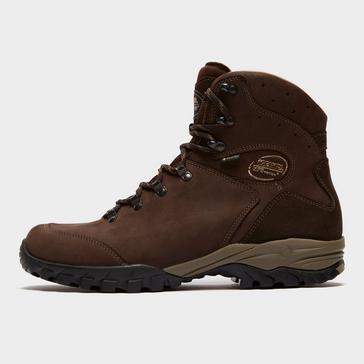 Brown Meindl Men's Meran GTX Walking Boot