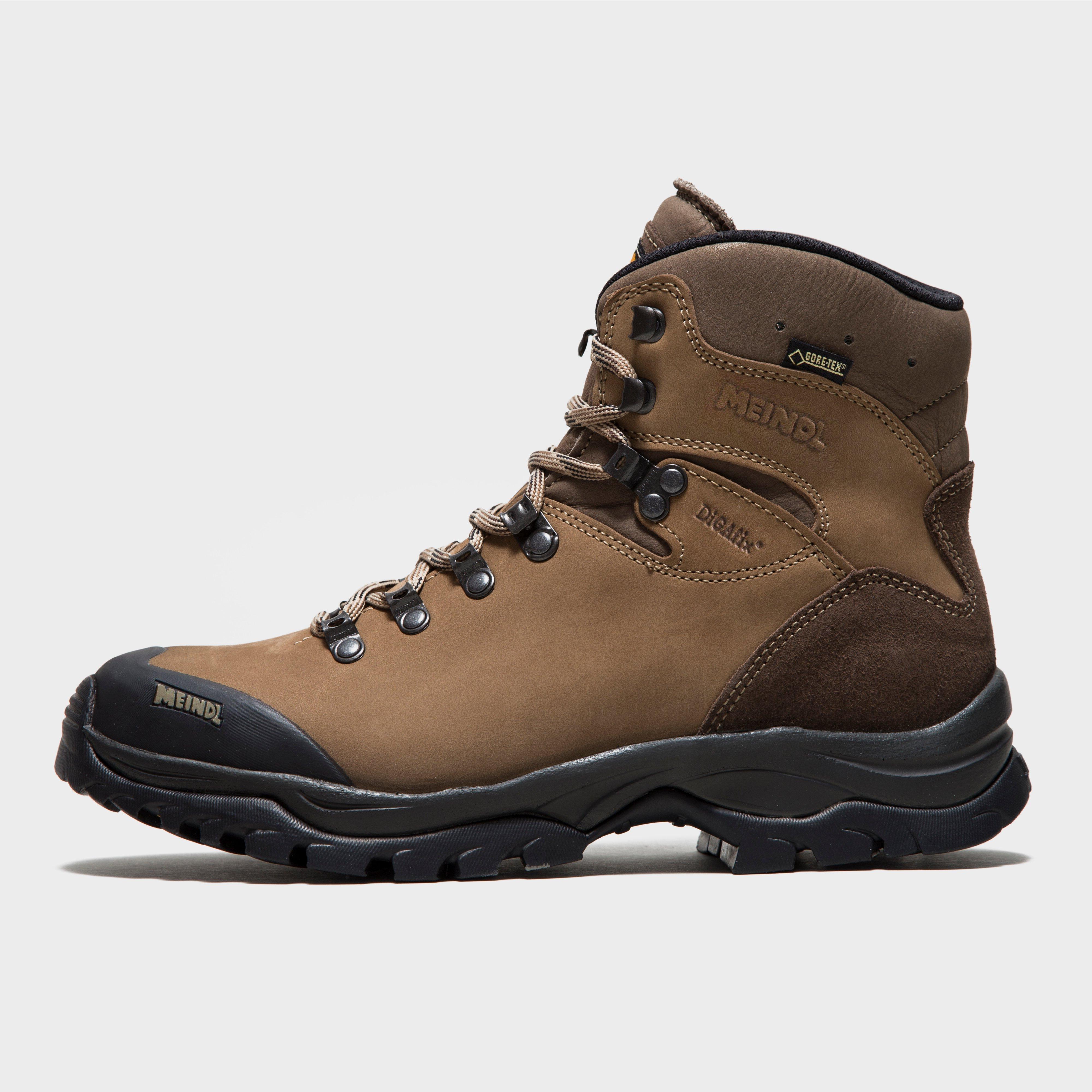 Meindl Meindl Womens Kansas GORE-TEX Walking Boot - Brown, Brown