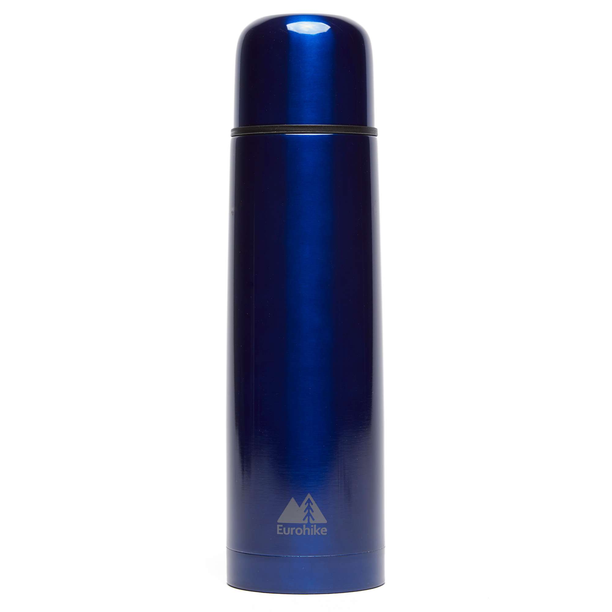 EUROHIKE Metallic Flask - 0.75L