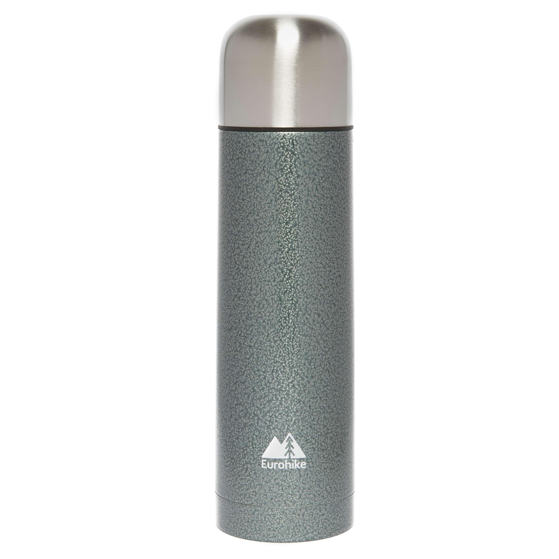 EUROHIKE 0.75 Litre Hammertone Vacuum Flask