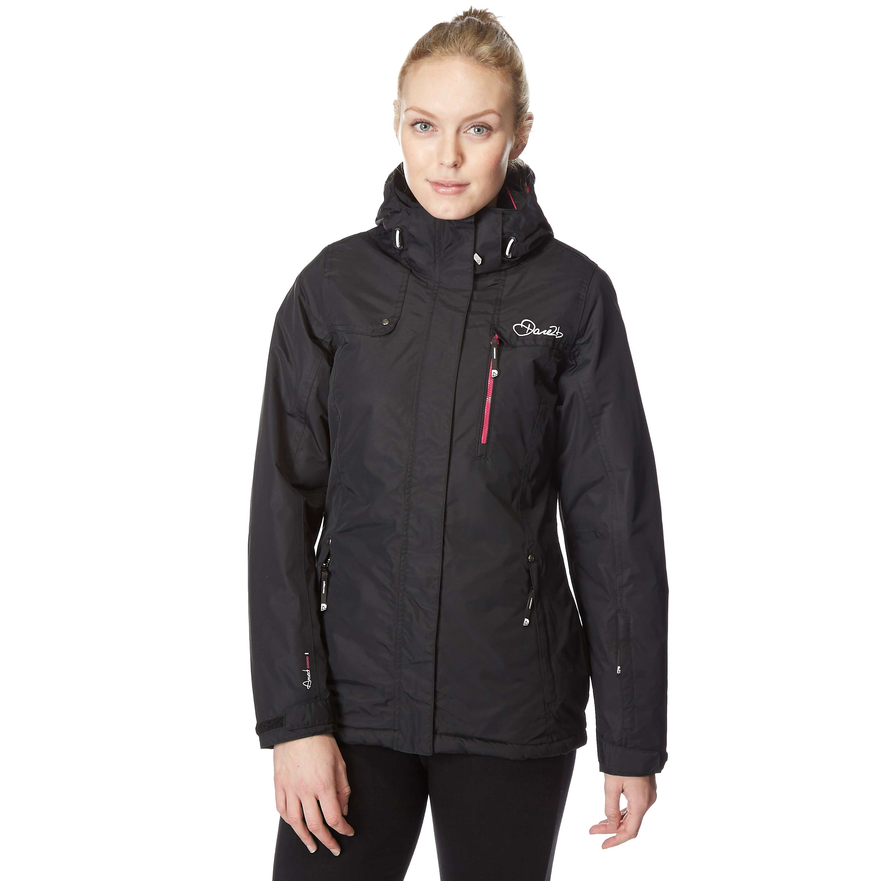 DARE 2B Women's Zestful Waterproof Ski Jacket