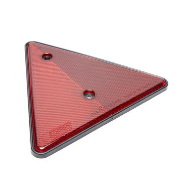 Red Maypole Reflective Trailer Triangle 2 Pack