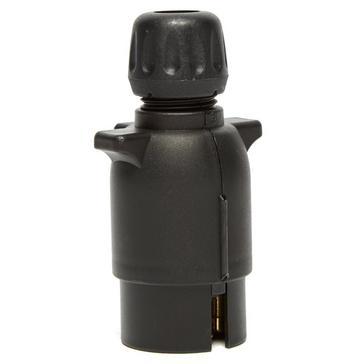 Black Maypole 12N 7 Pin Plug