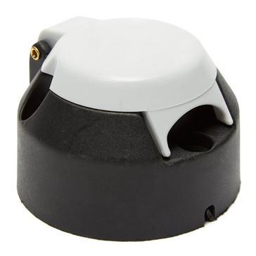 Black Maypole 12s 7 Pin Socket