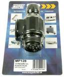 Black MAYPOLE 13 Pin Plastic European Plug Connector image 1