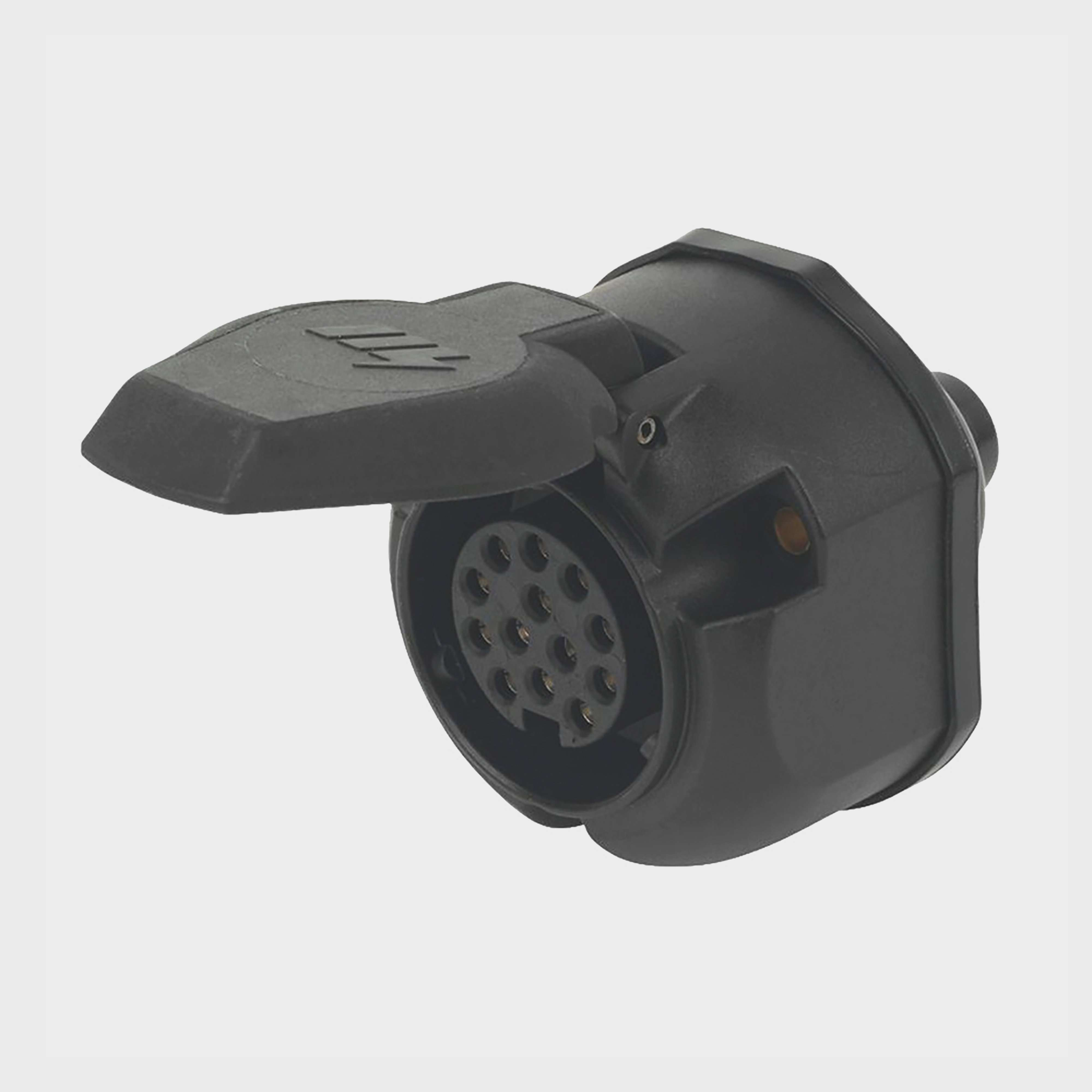 MAYPOLE 12v 13 Pin Plastic Socket