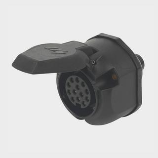 12v 13 Pin Plastic Socket