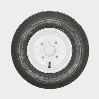 Trailer Wheel & Tyre (400x8)