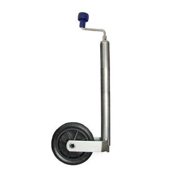 Silver Maypole 34mm Jockey Wheel Plus Clamp