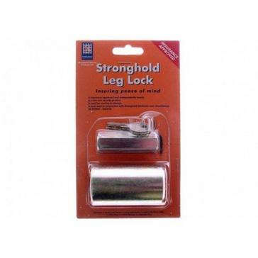 Silver Maypole Caravan Leg Lock