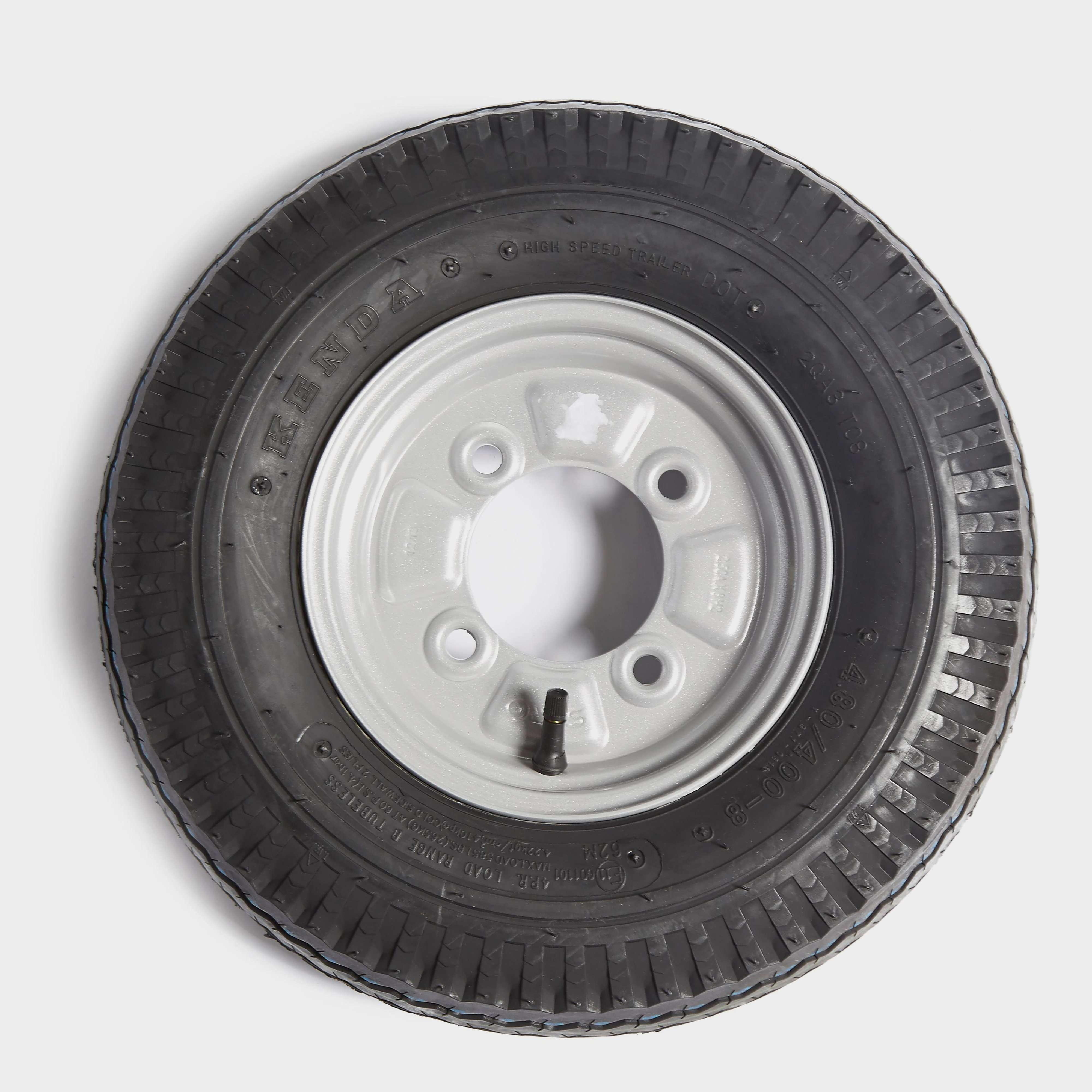 MAYPOLE Spare Wheel for MP68122 Trailer